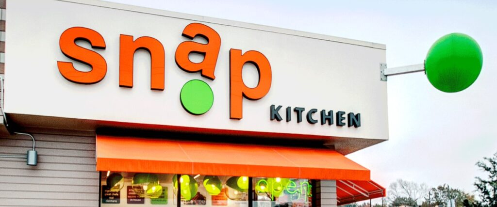 Snap Kitchen Competitor