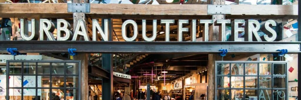 Urban Outfitters Competitor
